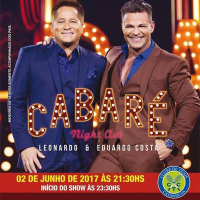 Cabaré - 02/06/17 - Catanduva - SP