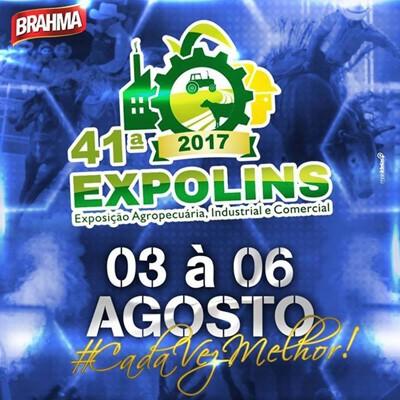 Expolins 2017 - 03 a 06/08/17 - Lins - SP