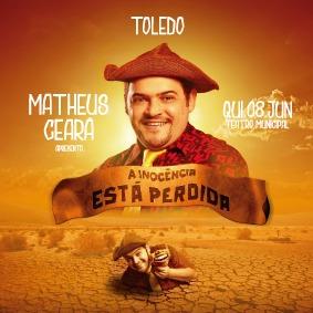 Matheus Ceará - 08/06/17 - Toledo - PR