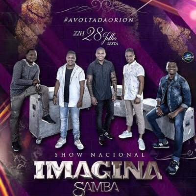 Imagina Samba - 28/07/17 - Campinas - SP