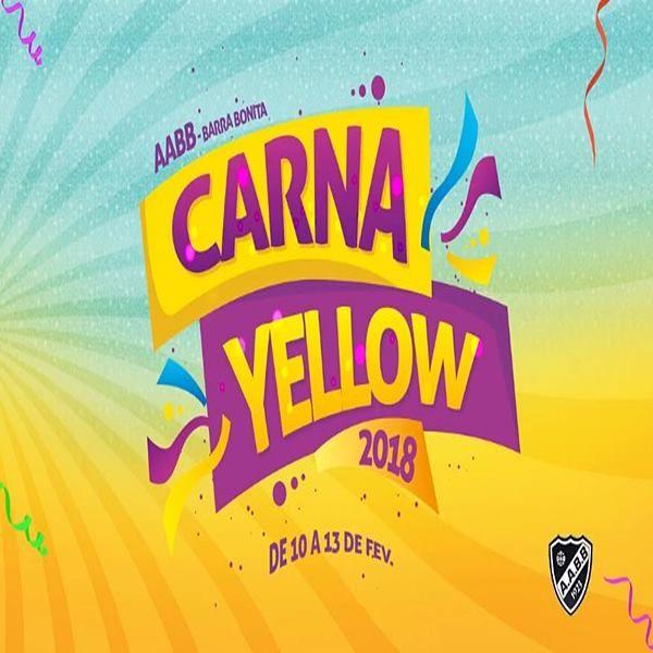 Carna Yellow 2018 - 10 a 13/02/18 - Barra Bonita - SP