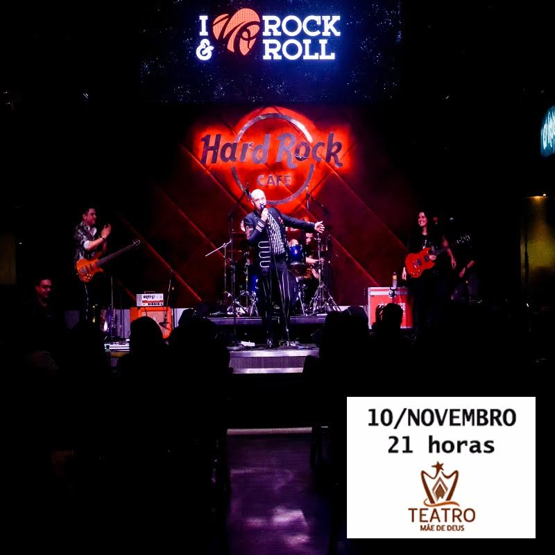 Show de Abertura O Motor Show / I Love Rock' Roll - 10/11/17 - Londrina - PR