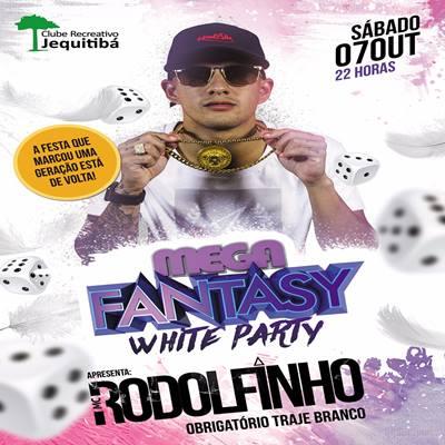 Mega Fantasy White - 07/10/17 - Caçapava - SP