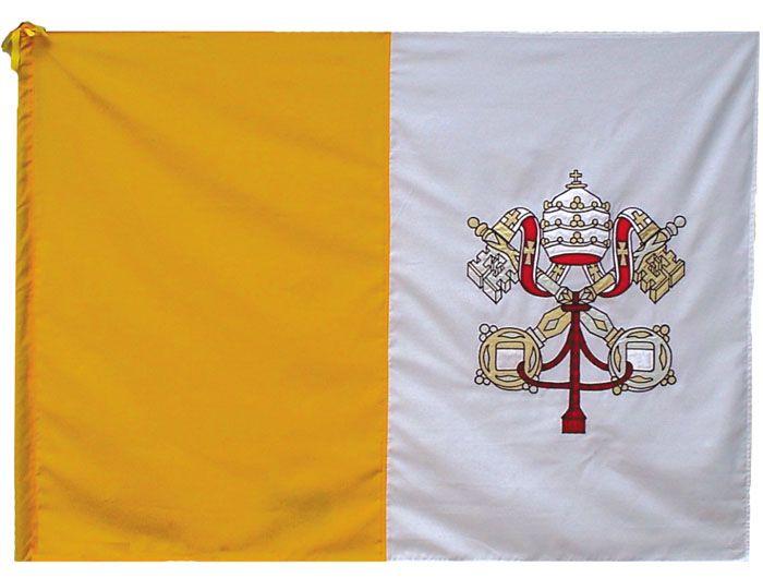 Bandeira Vaticano
