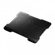 Base Notebook X-SLIM II Cooler Master Preto - R9-NBC-XS2K-GP