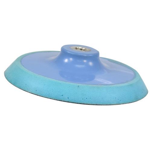 Suporte 7´´ Azul Com Espuma e fecho de contato M14  - COLAR