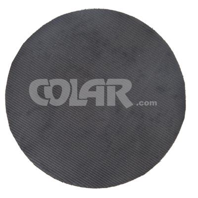 """Suporte De Lixa c/ fecho de contato e Espuma 5"""" Verde M14 - Profix  - COLAR"""