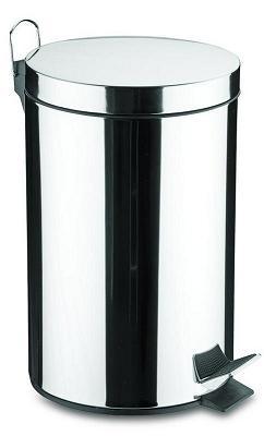 Lixeira c/ Pedal e Balde 30 L - Tramontina  - COLAR