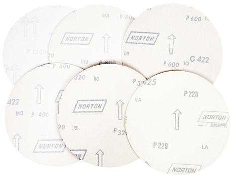 Lixa Marmore G422 Norton (Jg c/ 6 un)  - COLAR