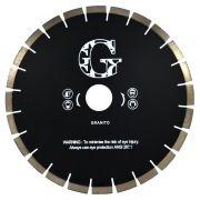 Serra Diamantada para Granitos 350mm - Colar