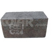 Tijolinho Retangular Resinado Para Desbaste e Polimento 4x2x2 - Rei