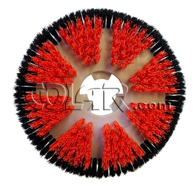 Escova Para Sujeira Pesada com Protetor de Respingo - MS1039  - COLAR