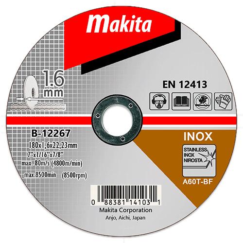 Disco de Corte B12267 10 - Makita  - COLAR