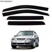 Calha de Chuva Defletor Fumê Astra 2000 até 2013 4 Portas