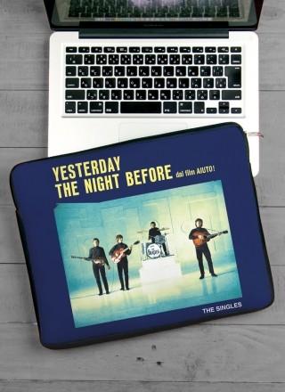Capa Para Notebook The Beatles The Night Before