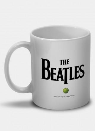 Caneca The Beatles Classic Logo