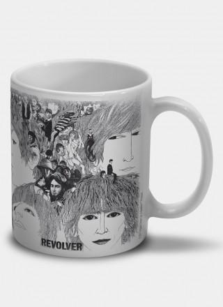 Caneca The Beatles Revolver