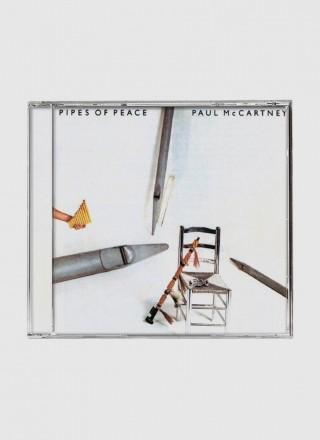 CD Duplo IMPORTADO Paul McCartney Pipes of Peace