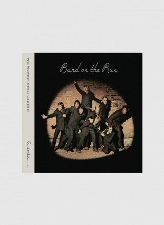 CD Box IMPORTADO Paul McCartney Band on the Run