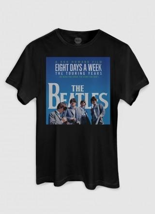 Camiseta Masculina The Beatles Eight Days a Week