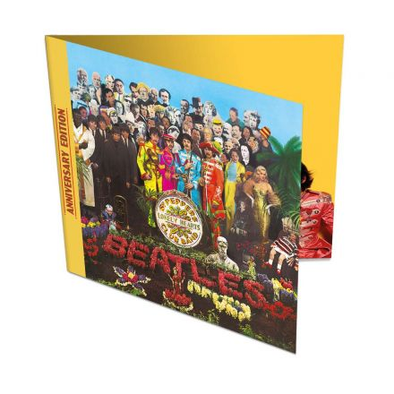 CD Sgt. Pepper´s Lonely Hearts Club Band Anniversary Edition