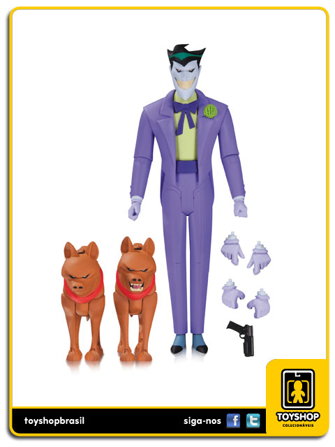 Batman The Animated Series: The Joker - Dc Collectibles