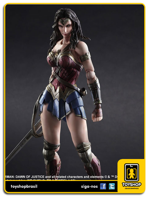 Play Arts Batman V Superman: Wonder Woman - Square Enix