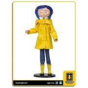 Coraline Rain Coat Bendy Fashion Doll