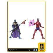 Marvel Legends Black Panther Marvel´s Klaw & Shuri Exclusivo Hasbro