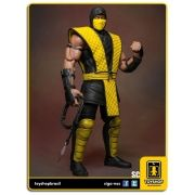 Mortal Kombat Scorpion 1/12 Storm Collectibles