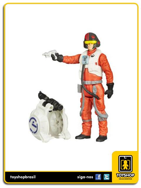 Star Wars The Force Awakens: Poe Dameron - Hasbro