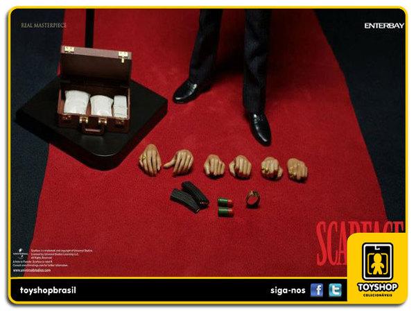 Scarface: Tony Montana The War Version - Enterbay