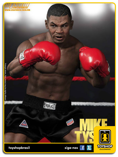 The Youngest Heavyweight: Mike Tyson - Storm Collectibles