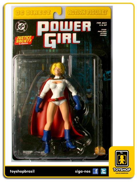 JSA: Power Girl - Dc Direct