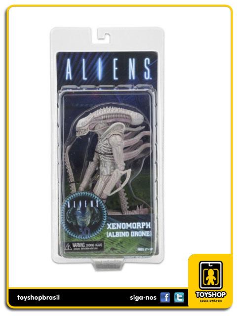 Aliens: Xenomorph  (Albino Drone) - Neca