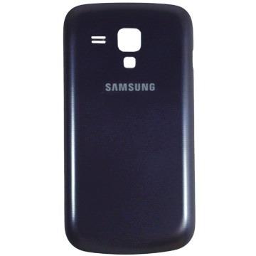 Tampa Traseira da Bateria Samsung Galaxy Duos 2 s7560 s7562 Preto