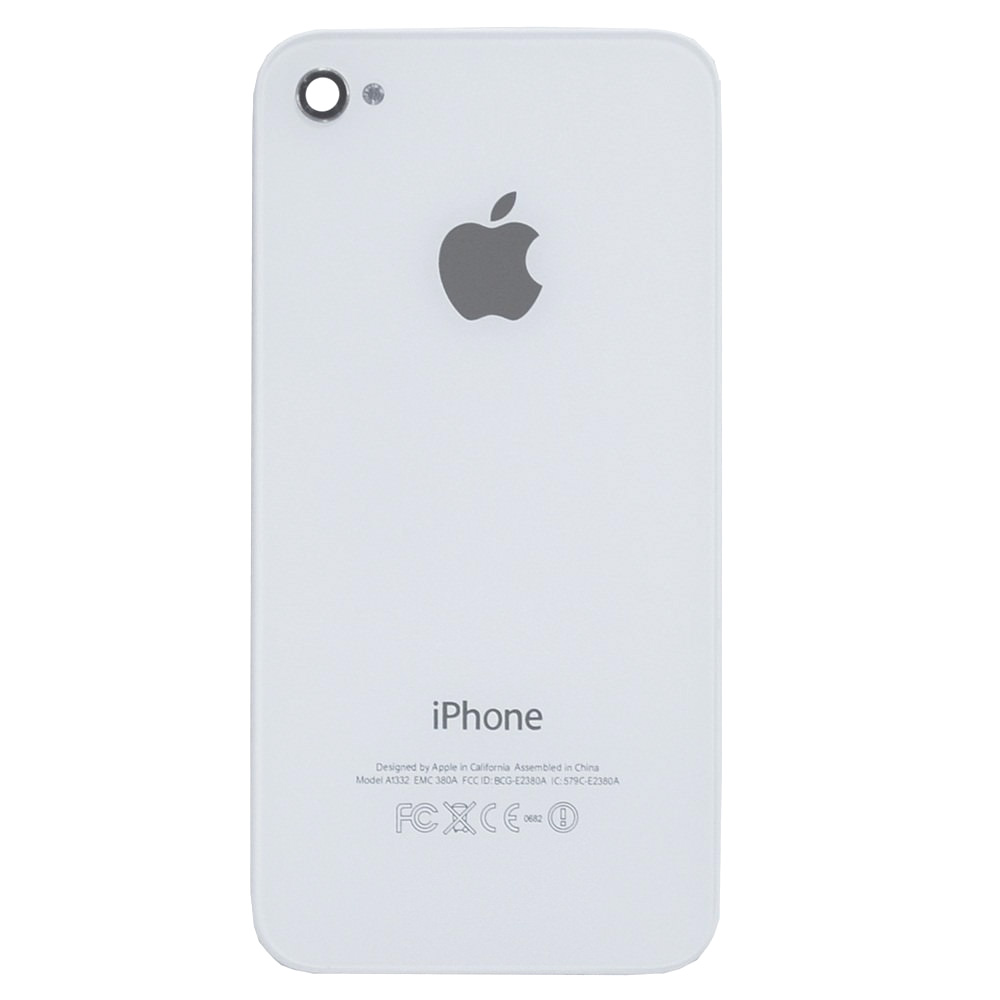 Tampa Bateria Traseira Apple Iphone 4S Branco