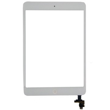 Touch iPad Mini 1 e iPad Mini 2 Apple A1432 com Botao Home Branco