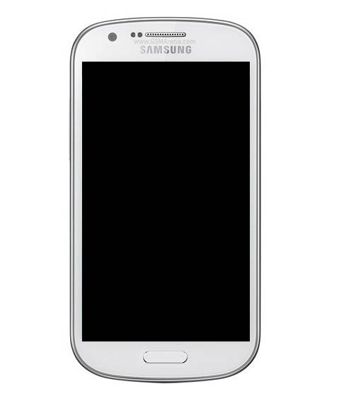 Frontal Touch com Lcd Samsung Galaxy I8730 Express Branco