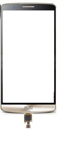 Touch LG G3 Stylus D690 Dourado - 1 Linha