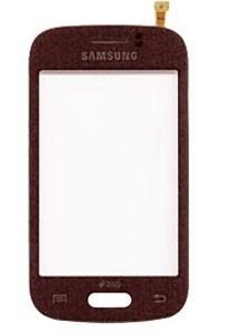 Touch Samsung Y Duos Tv Gt-s6313 Vermelho 1 Linha