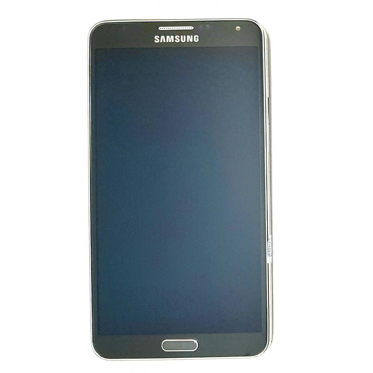 Frontal Touch com Lcd Samsung Galaxy Note 3 N9005 Preto Com Aro