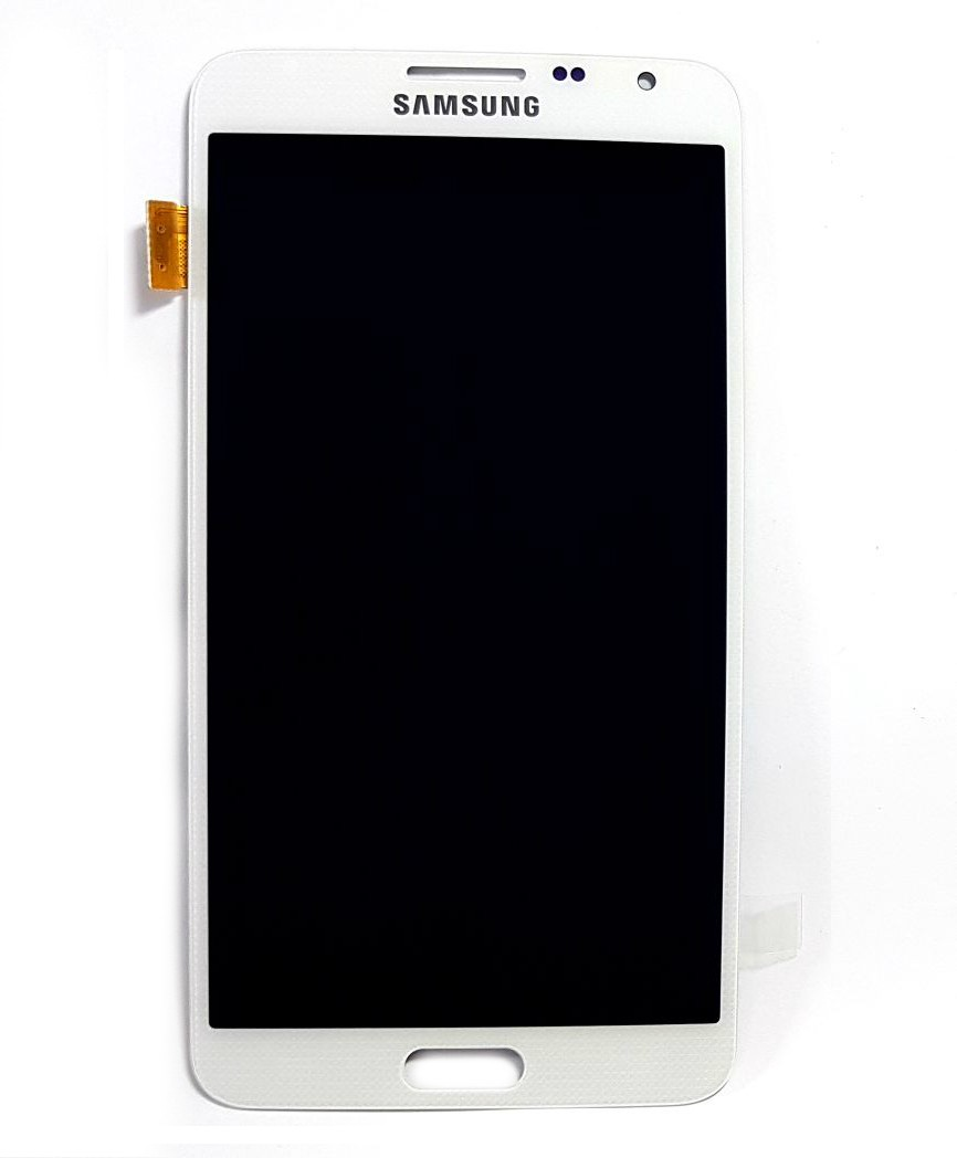 Frontal Samsung Galaxy Note 3 Neo Duos SM-N7502 SM-N7505 Branco sem Aro
