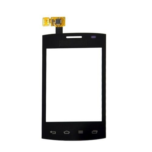 Touch LG Optimus L1 E410 E415 Preto 1 Linha
