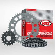 Kit Relação YBR / Factor 125 14X45 - 428HX118 (VAZ)