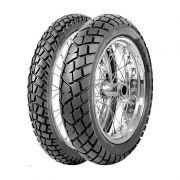 Par de Pneu Pirelli MT 90 Scorpion 90/90-19 TT + 110/90-17 TT