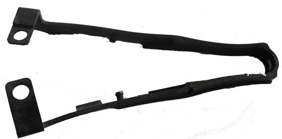 Saboneteira Twister CBX 250 ATÉ 2008 (demtec)