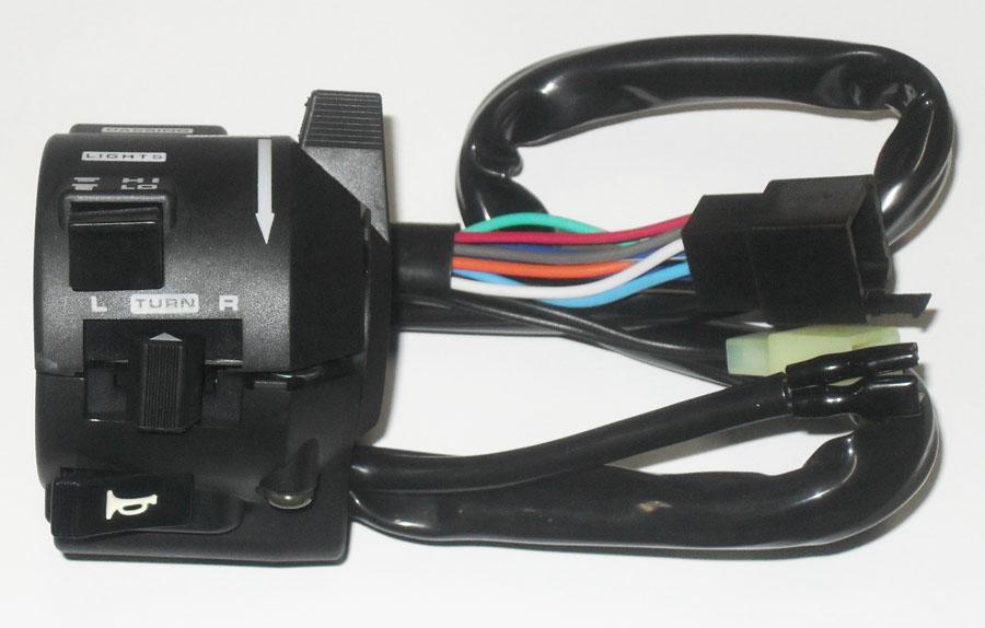 Interruptor LUZ CBX 250 Twister 06 em Diante (magnetron)