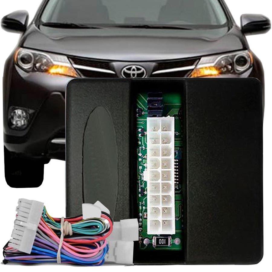 Módulo Fechamento Teto Solar Toyota Rav4 2010 Em Diante