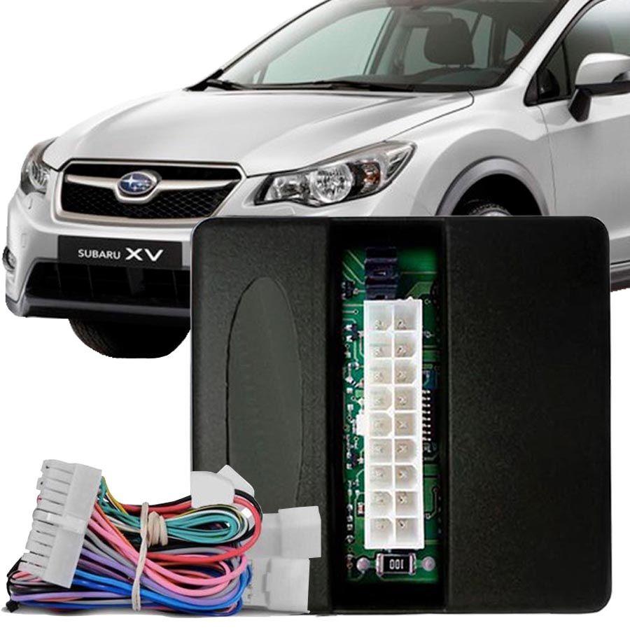 Módulo Tiltdown Retrovisor Subaru XV 2016 em Diante